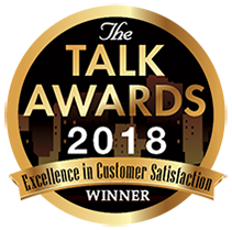 the talk award